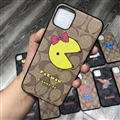 Classic Cartoon Coach Protective Leather Back Covers Holster Cases For iPhone 11 Pro - 01
