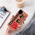 Unique PLAY Shell Matte Covers Protective Back Cases For iPhone 11 Pro - Orange